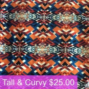 LuLaRoe Tall & curvy Leggings **NEW**